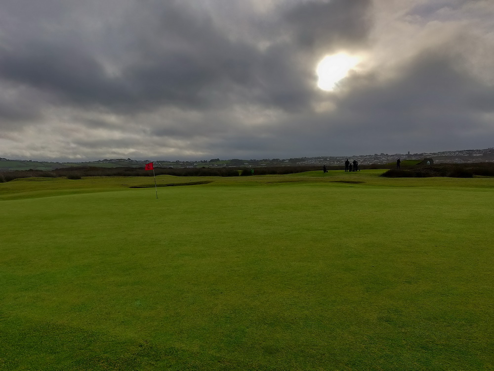 Event 2 - Winter Foursomes Series results