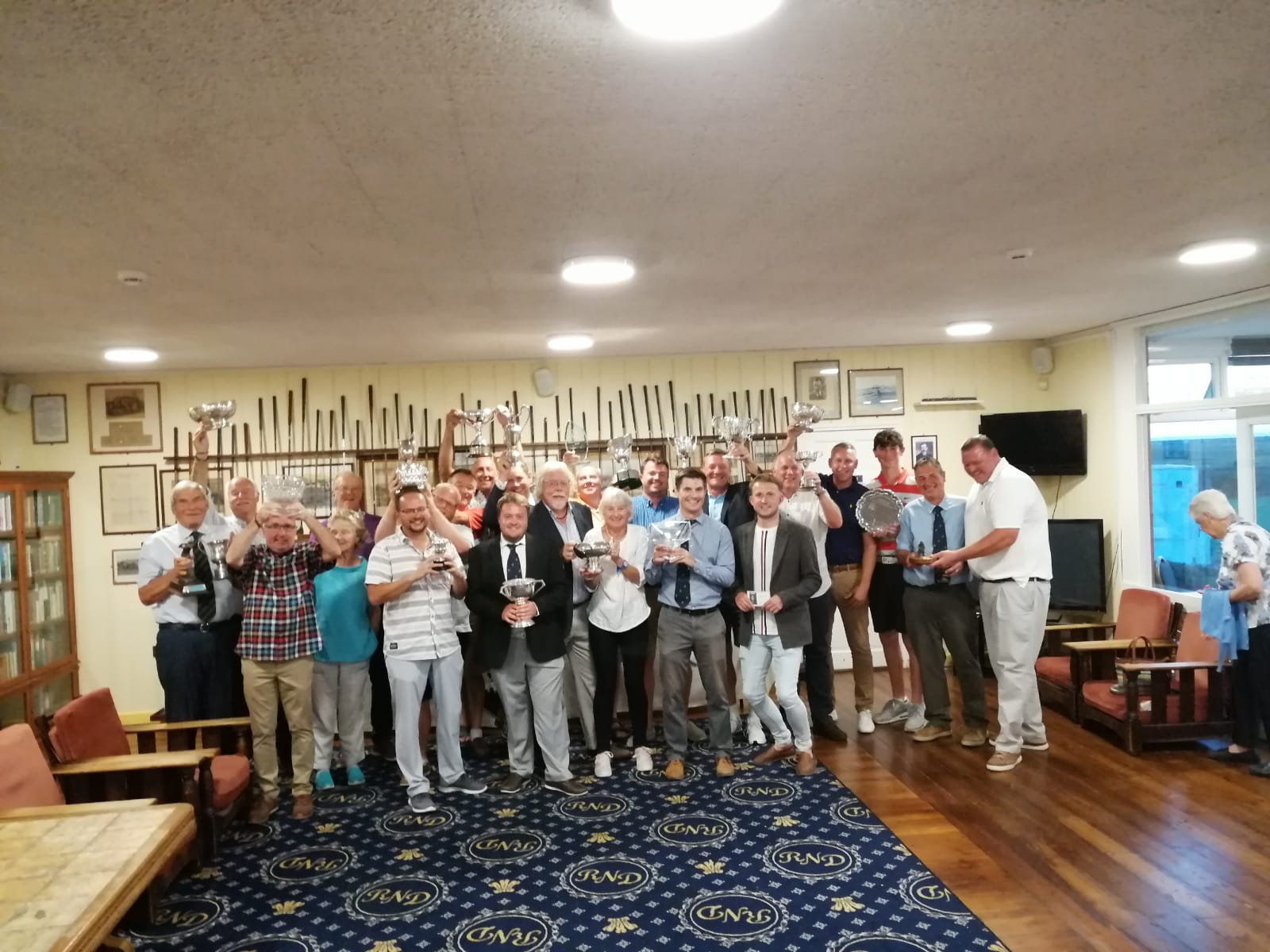 August Meeting 2019 another great success!!