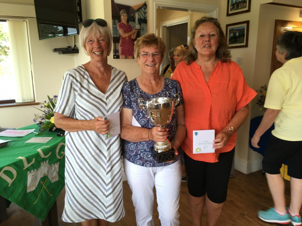 Ladies past Captains winners!