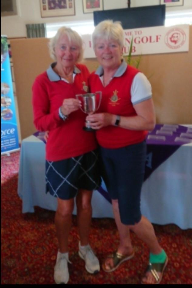 RND ladies win Killard Leavy Cup