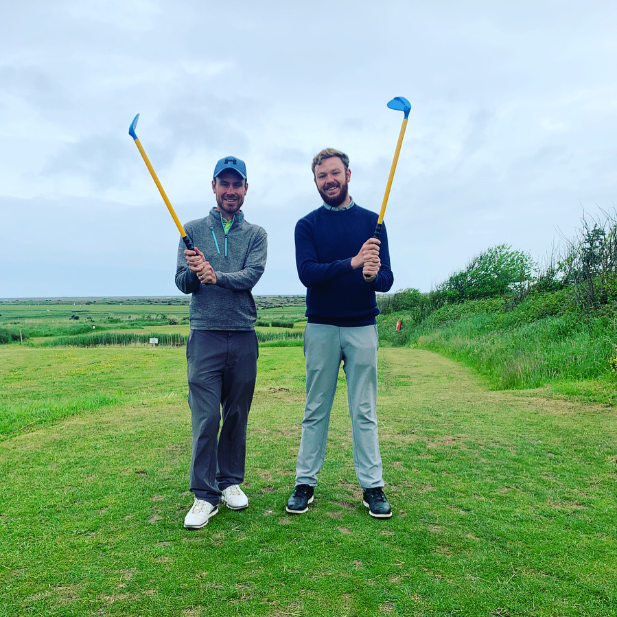 RND Host North Devon Tri Golf Festivals
