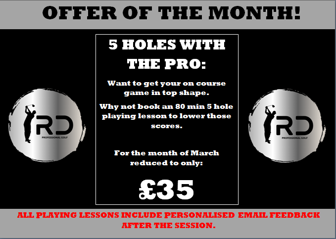 Offer of the Month March 2