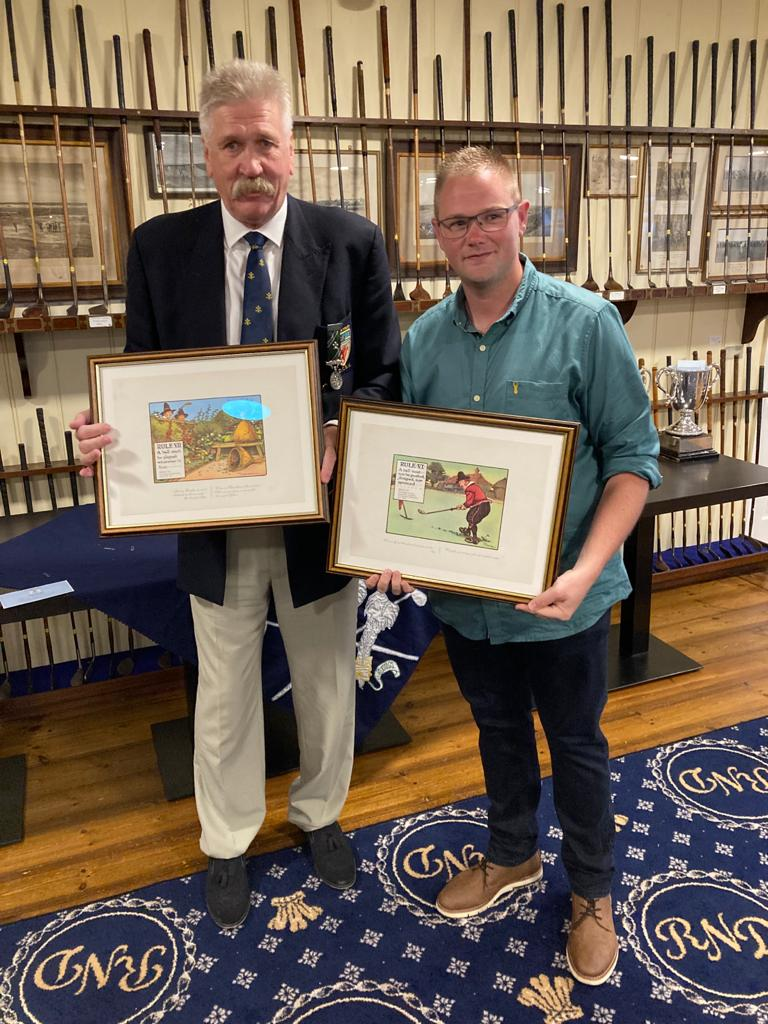 August Meeting 2021 Presentation Results & Pictures