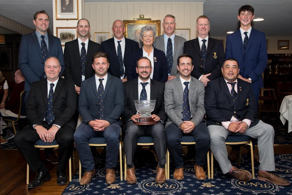 Rosebowl 2018 - Winners