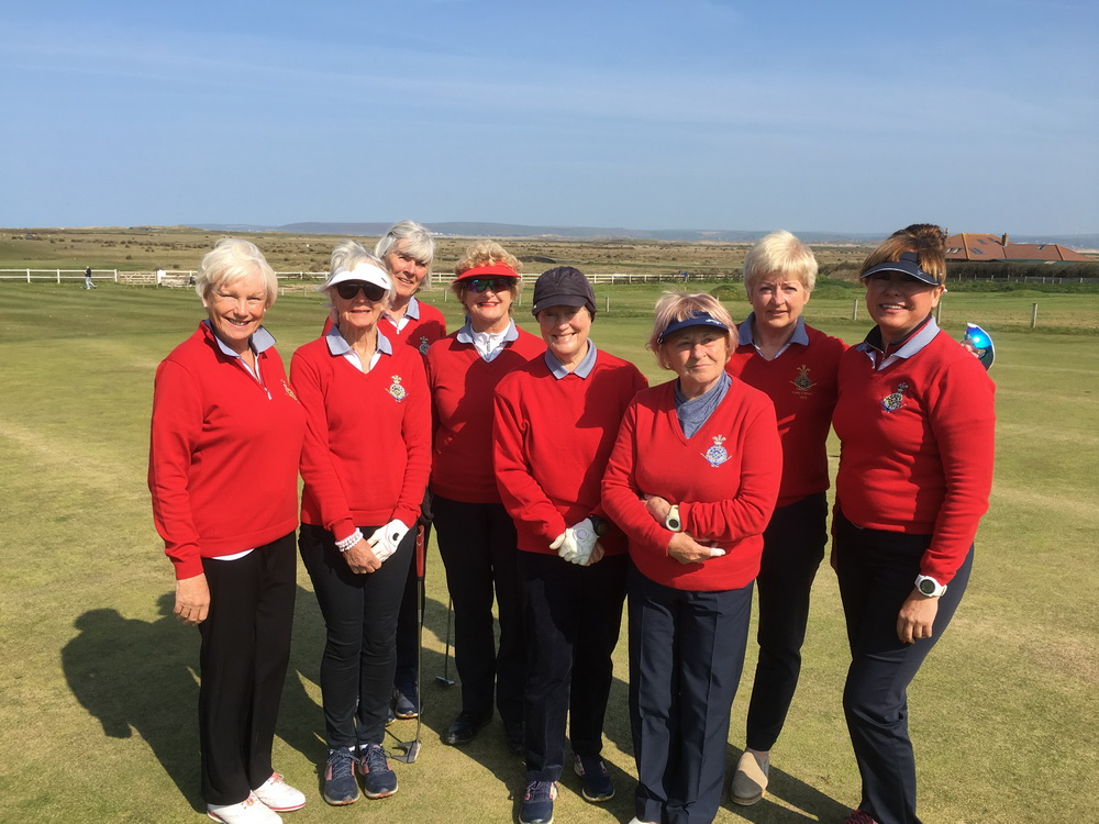 Ladies Golf season is underway