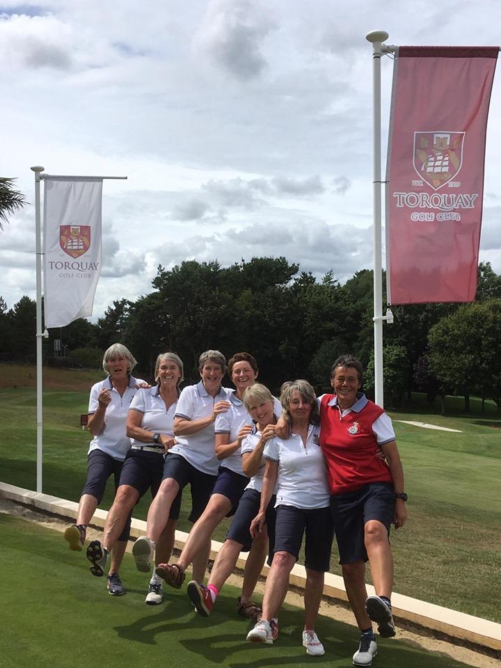 Ladies Matchplay updates