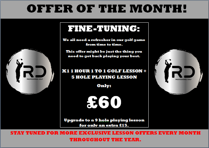 Offer of the Month Feb