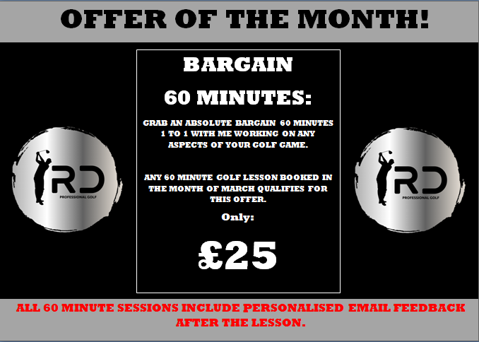 Offer of the Month March