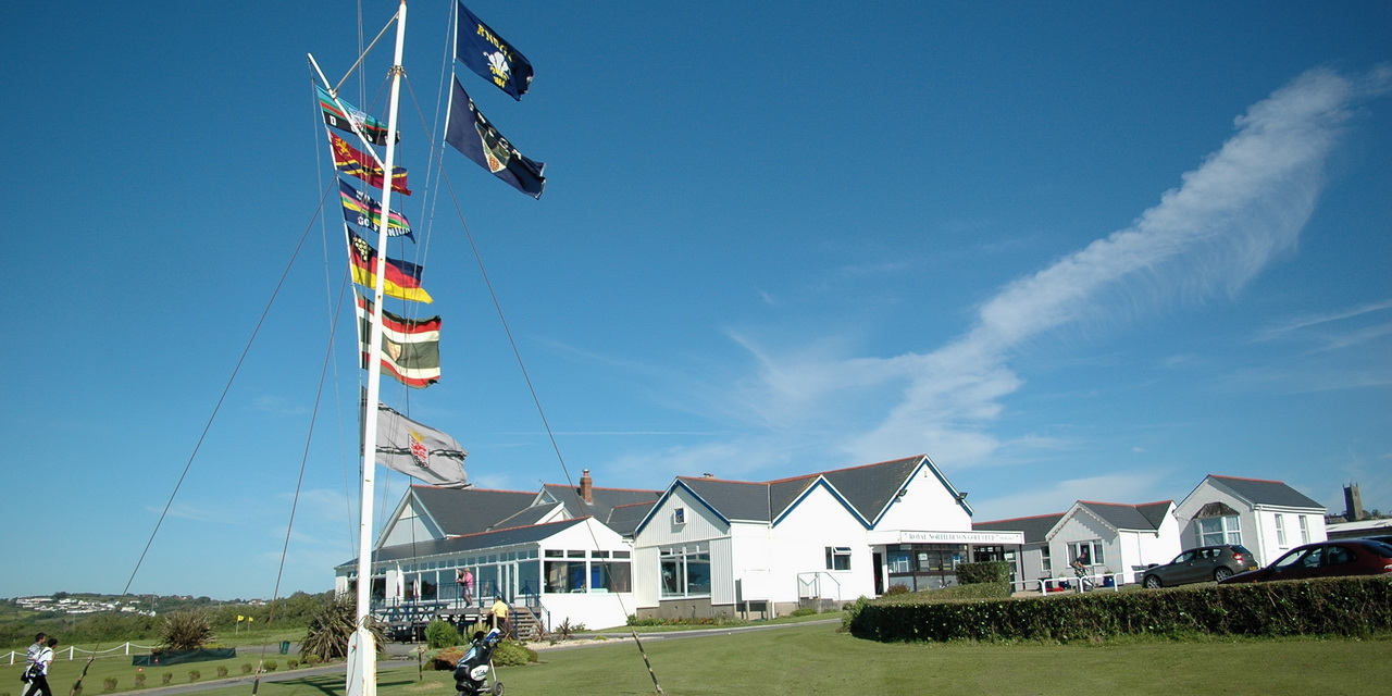 Royal North devon golf club - Visitors welcome